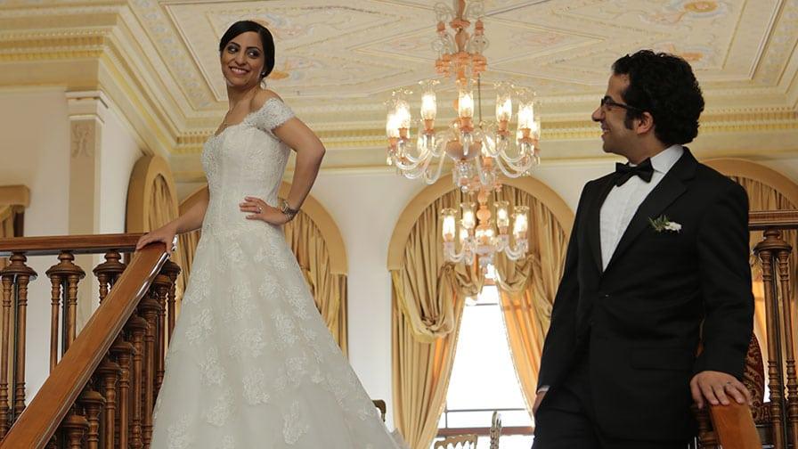 Adile Sultan Wedding Istanbul