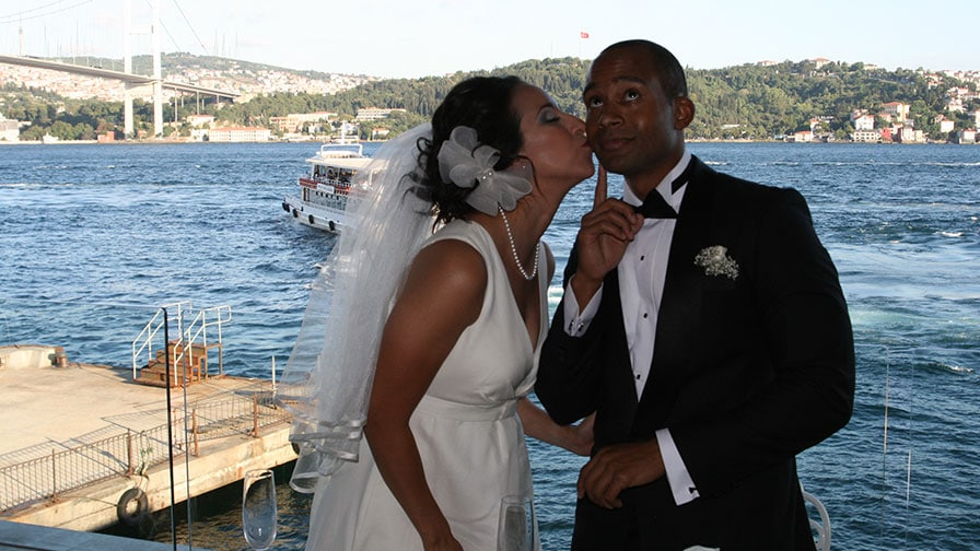 Bosphorus Turkey Weddings