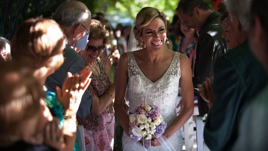 Bride Welcomed Turkey Weddings