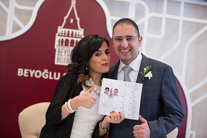 Civil Wedding Ceremony Procedures