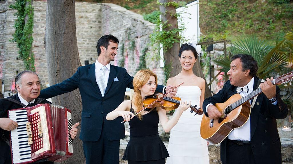 Turkish Music at Istanbul Wedding