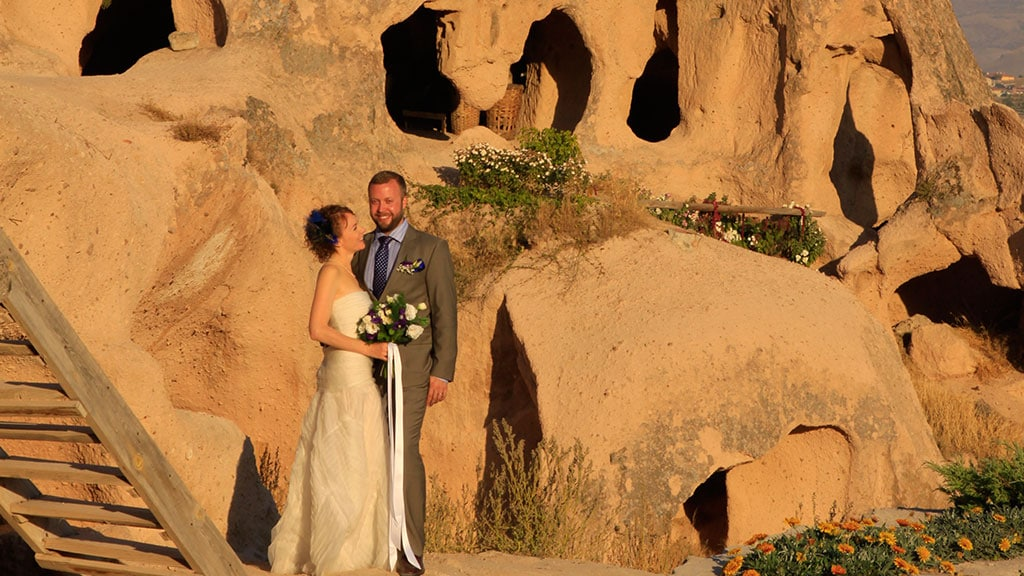 Turkey Weddings in Cappadocia
