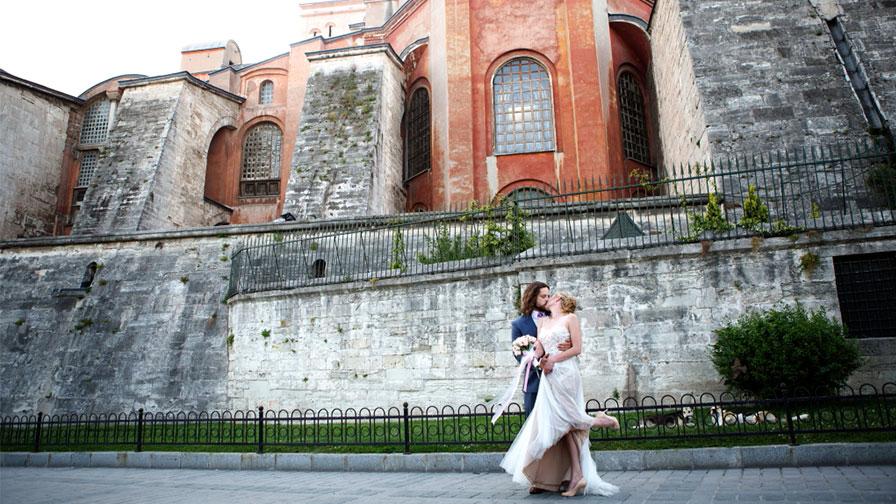Turkey Weddings Istanbul Courtney Matthew