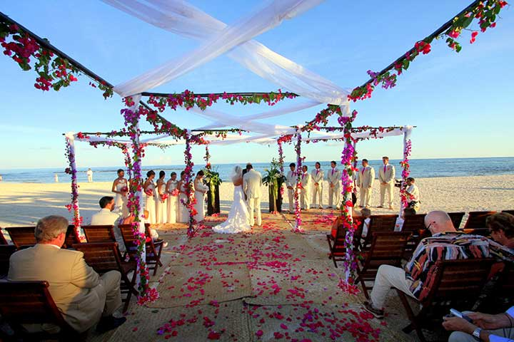 Beach Weddings Antalya