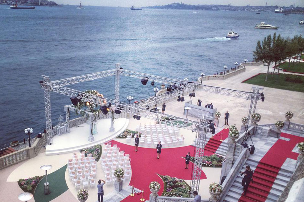 By Destination Istanbul Wedding Package