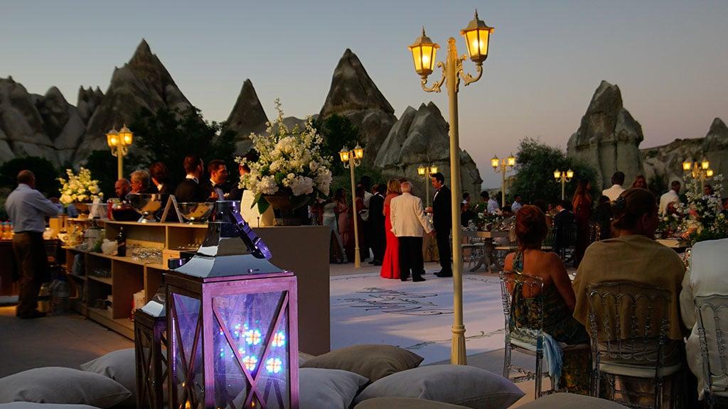 Wedding Venue Love Valley Cappadocia Turkey